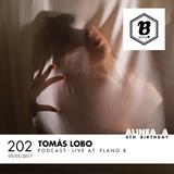 Alinea A #202 Tomas Lobo (Special 4th Birthday) (Plano B)