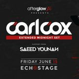 SAEED YOUNAN OPENING FOR CARL COX - Echostage DC June 2018