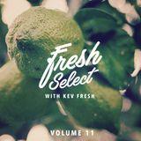 Fresh Select Vol 11 - July 25 2016