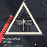 Forest People @ KC Drugstore (Edit:Tehno, Beograd) 09.11.2013