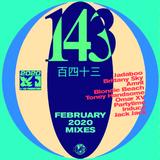 TONEY HANDSOME + OMAR XV - 143 FEB 2020