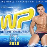 White Party Palm Springs 2016 - Pool Party Mix by Justin Simpson