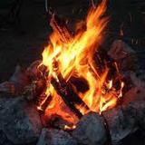 Midnight Campfire