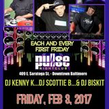 Pulse Fridays with DJ Biskit and Special Guest DJ Scottie B Rocking the Classics 2-3-17