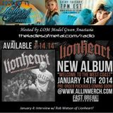 Ladies of Metal Radio Show 1/14/14