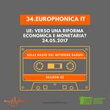UNA NUOVA POLITICA ECONOMICA E MONETARIA EUROPEA? 24.05.2017