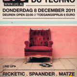 Liveset recorded at Maison du Techno (NL)
