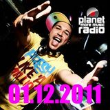 DJ JELLIN - planet black beats radio show - 01.12.2011