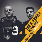G.Family In The Mix : Houseonmag Podcast Volume 0.6