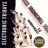 Pipas Electronica Fridays 14.09.18