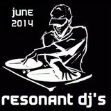 Resonant radio show - June 2014