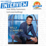 Interview Willy Sommers | cd voorstelling | 17 september 2015
