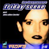 Hardsequencers Friday Scene /// Ellen Allien (Berlin) /// 16.05.1997