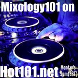 Live on Mixology 101 August 1, 2016