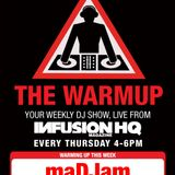 maDJam Live@Infusion Weekend Warmup Dubai September 26, 2013