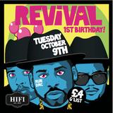 REViVAL ~ Old Skool Hip Hop & Classic RnB Vol.1