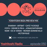 Yoshitoshi Radio 050 - Yoshitoshi Ibiza Preview Mix