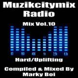 Marky Boi - Muzikcitymix Radio - Mix Vol.10
