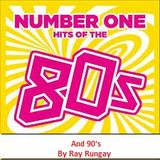 Number 1 hits from 1980 to 1990