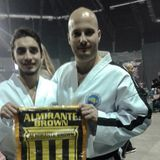 Juan Bibiloni - Taekwondo Almirante Brown