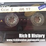 Rich B History: Mixtape February 1997 www.richb.co.uk