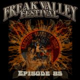 Electric Beard Of Doom: Episode 85 - Freak Valley Festival 2017 Special Edition