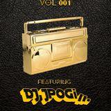 Underground Radio Vol. 001 Guest DJ DJ JPogi