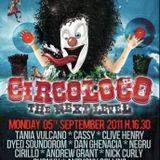 Andrew Grant & Tato Live Circoloco in DC-10 Ibiza