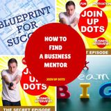 How To Find A Business Mentor