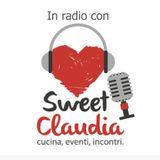 In radio con Sweet Claudia del 12 novembre 2018