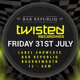 Twisted Recordings label launch - Preview Mix