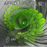 AFRO MIX VOL.12- DJ EDO