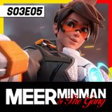 """Meerminman & The Gang - S03E05 """"Keanu Reeves The Game?"""""""