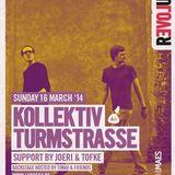 Revolution Sunday 2014-03-16 (Kollectiv Turmstrasse) Part 1.