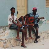 Dj Cucurucho en Cabo Verde terra querida