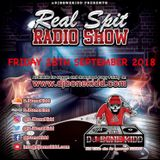 Real Spit Radio Show 28th September 2018