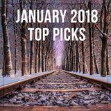EDM January 2018 Top Picks Mix