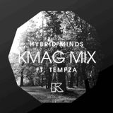 Hybrid Minds feat. MC Tempza (AudioPorn) @ Knowledge Magazine Summer Edition #38 (23.07.2013)