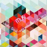 Mastic Soul radio show No2 Jan 2014