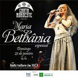 Canta Nordeste - 21 de jan 2018 - Especial Maria Bethânia