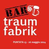 "Bar Traumfabrik Puntata 13 - Sugar Man (tributo Bendjelloul), ""The German Doctor"", ""Non dico altro"""
