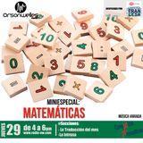 Conexión Francófona - 29-09-2016 - Música Variada - Miniespecial: Matemáticas