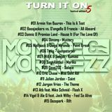 Monroe & Moralezz - Turn it on Vol. 5 (Festival Edition)