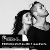 A Alife Transmission #009 Francisco Allendes and Paola Poletto - 01.08.12