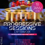 Progressive Sessions MyTyK Resident Mix @ Grand Marché Stalingrad - La Rotonde, Paris 18.08.18