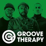 Groove Therapy mixshow - 2nd October 2018