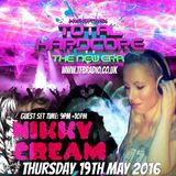 Total Hardcore - Nikky Cream - Power Hour - 19th May 2016