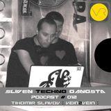Tihomir Slavov (Vein2Vein) ~ Sliven Techno Gangsta™ Podcast # 012 (04 April 2013)