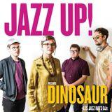 JazzUp! June 2018. Les Jazz Rats, supporting Dinosaur.