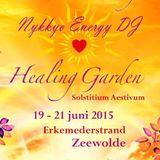 Nykkyo Energy DJ - Healing Garden Festival Part 1 (Chillout 20-6-2015)